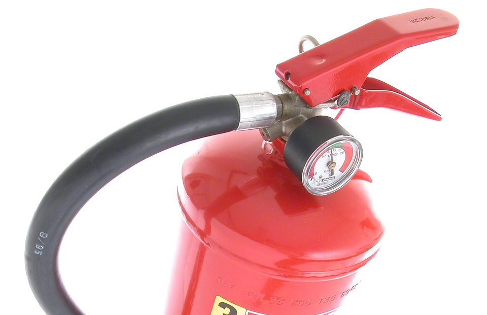 Why you should always have a fire extinguisher in your car and where to place it